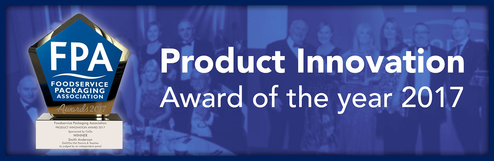 FPA Product Innovation Award of the Year 2017